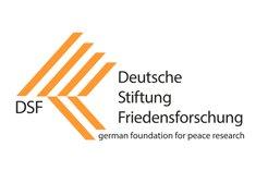 Logo Bundesstiftung Friedensforschung